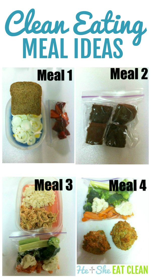 clean eating meal ideas