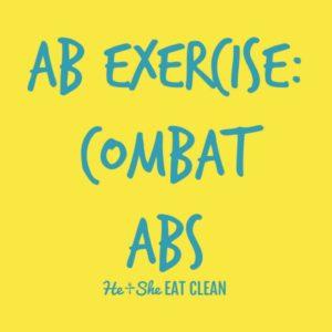 eb exercise - combat abs