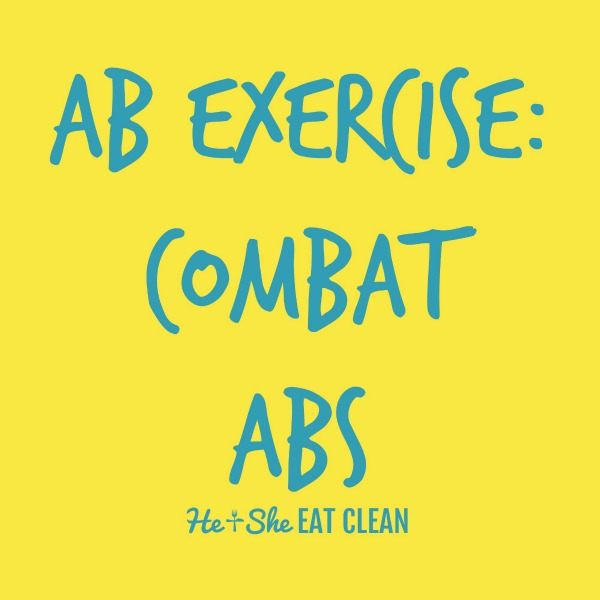 eb exercise - combat abs