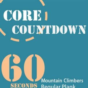 core countdown workout square image