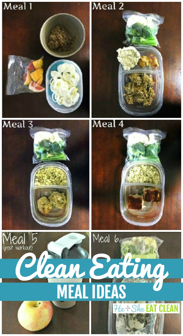 clean eating meal ideas recipes