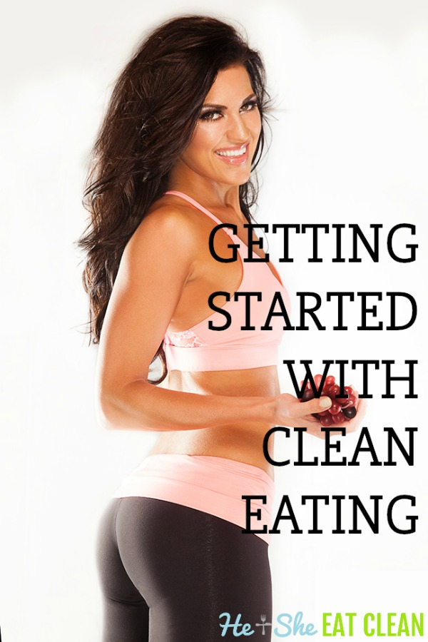 Getting Started with Clean Eating