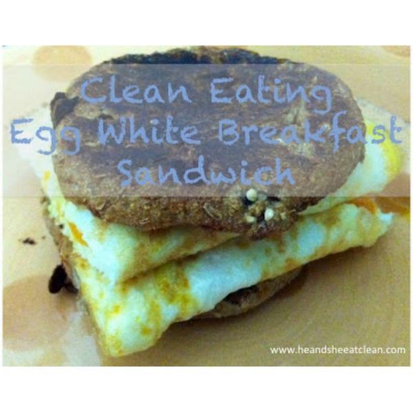 breakfast sandwich with eggs