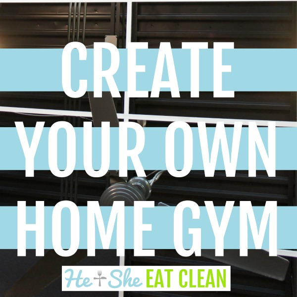 Create your home gym under