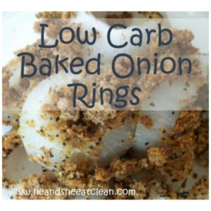 onions with breading on top