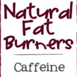 text reads natural fat burners