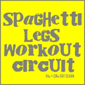 spaghetti legs workout circuit square image
