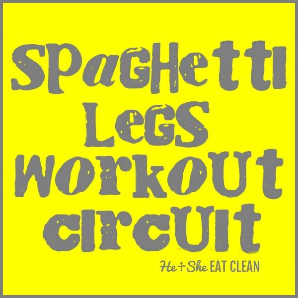 spaghetti legs workout circuit square image
