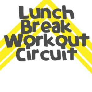 lunch break workout circuit square image