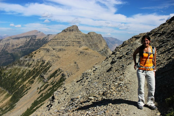 Pitamakin-Dawson Loop Glacier National Park, Montana