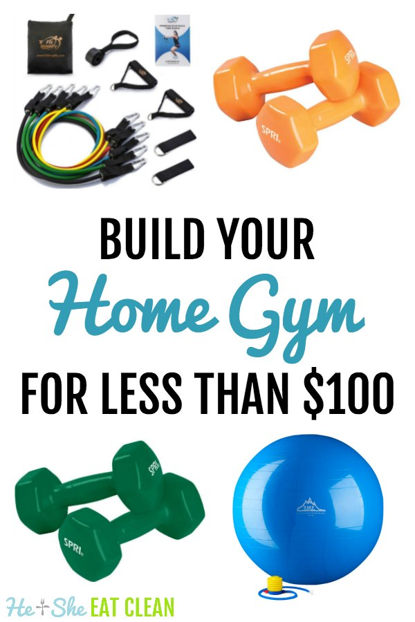 Build your home gym for less than