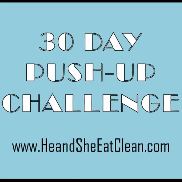 30 Day Push-Up Challenge