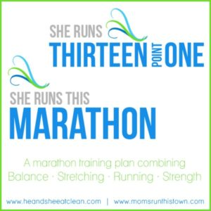 She Runs 13.1 She Runs This Marathon