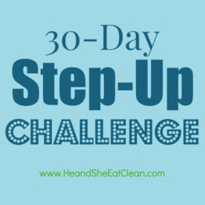 30 day step up challenge