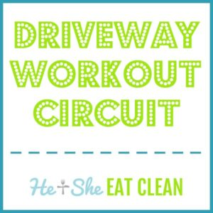 driveway workout circuit square image