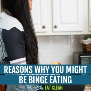 4 Reasons Why You Might Be Binge Eating or Overeating at Night
