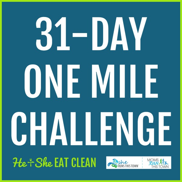 31 day one mile challenge with MRTT