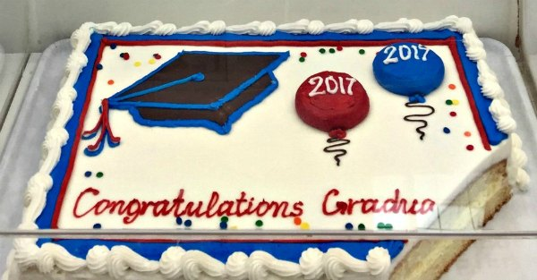 Graduation Costco cake designs: how to order a cake from Costco