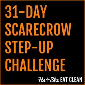 scarecrow fitness challenge