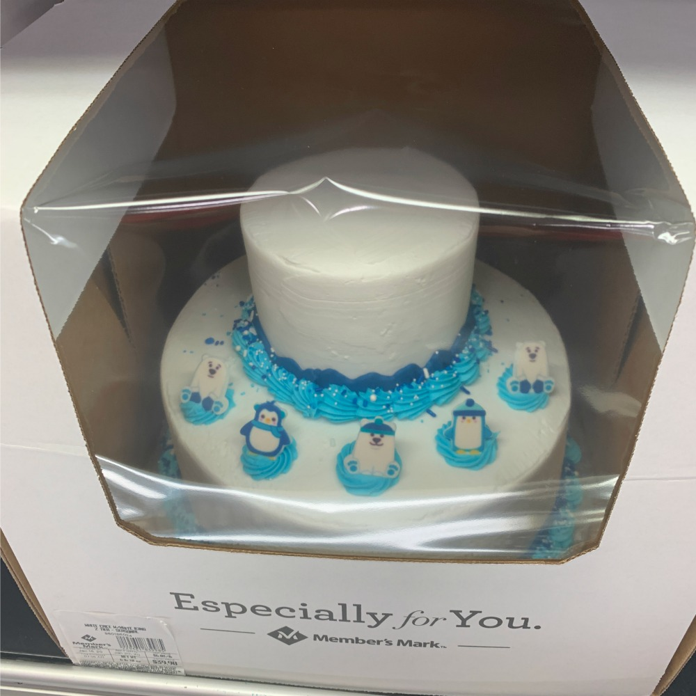 Astounding How To Order A Cake From Sams Club Personalised Birthday Cards Veneteletsinfo