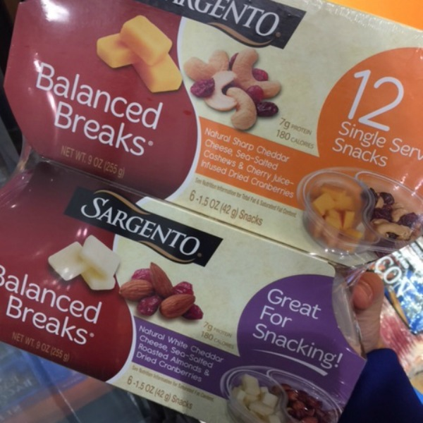 Sargento Balanced Bites at Costco