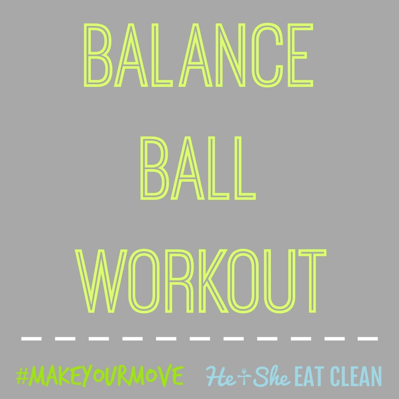 Strengthen Your Entire Body: Balance Ball Workout