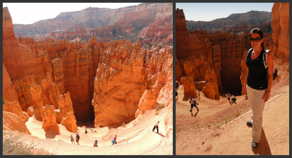 Hiking in Bryce Canyon National Park in Utah | He and She Eat Clean
