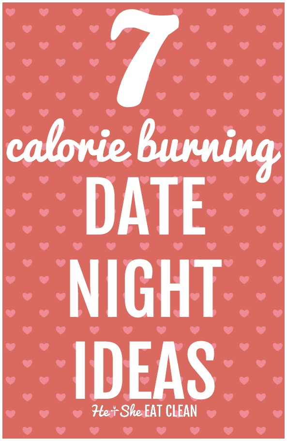 7 Calorie Burning Date Night Ideas to Make You Sweat!