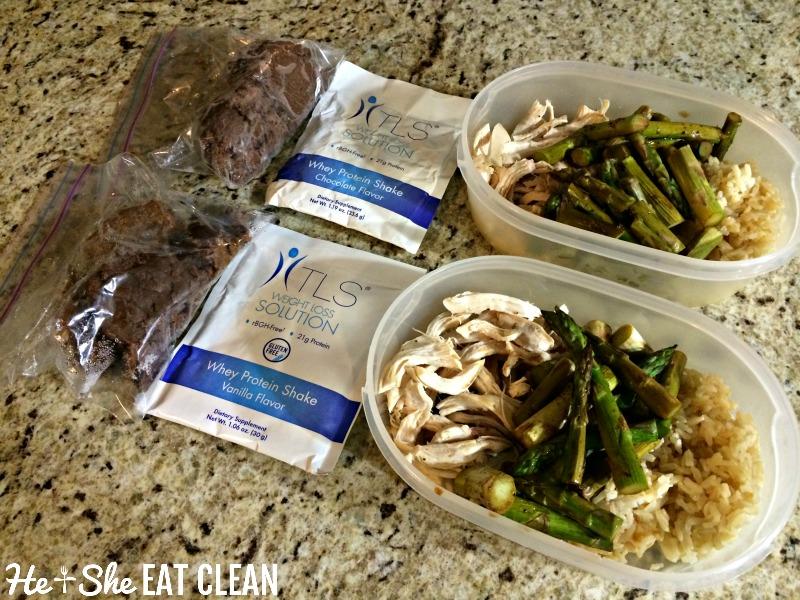 Food Prep + Tough Mudder Training