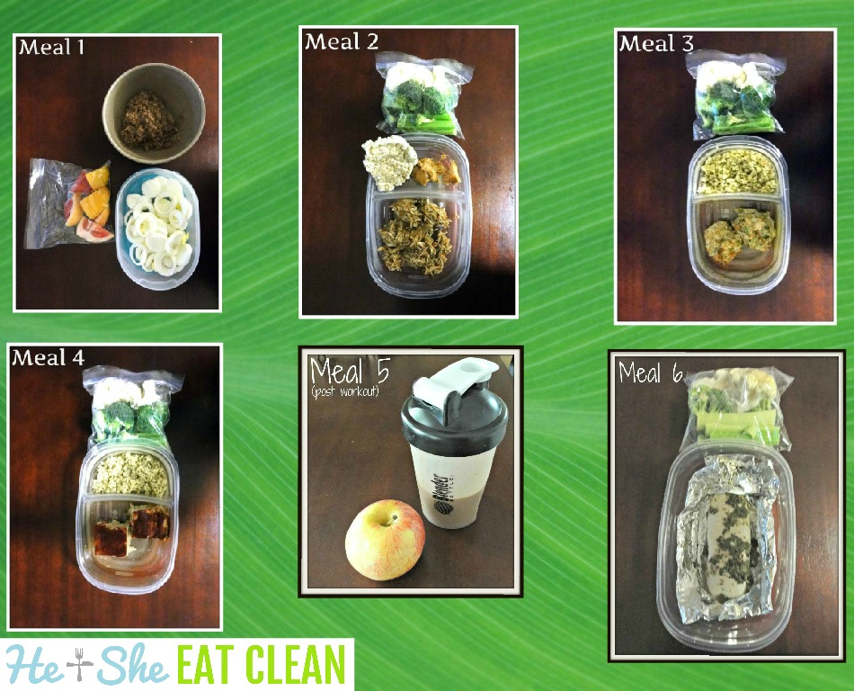 Clean Eating Meal Ideas | He and She Eat Clean