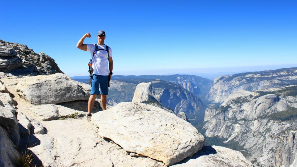 Hiking Clouds Rest in Yosemite National Park | He and She Eat Clean