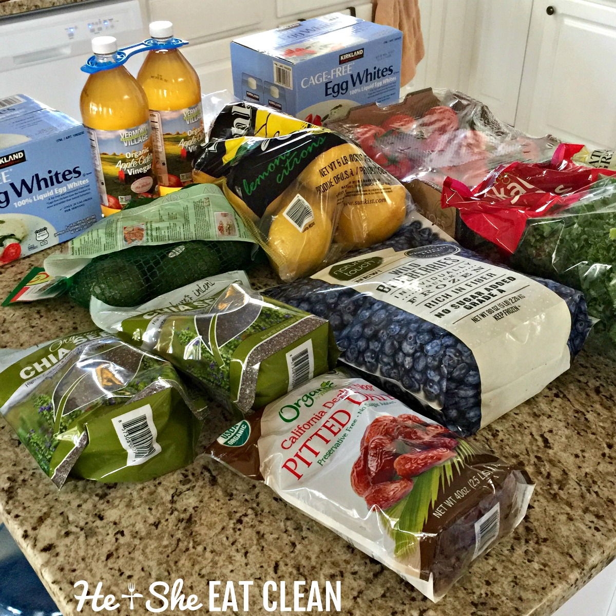 Eating Clean at Costco | He and She Eat Clean