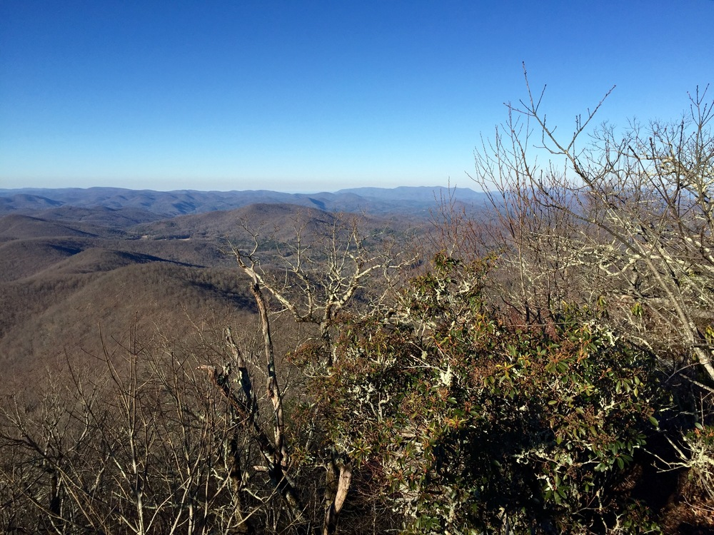Hiking Blood Mountain – Being KIND to Ourselves + the World