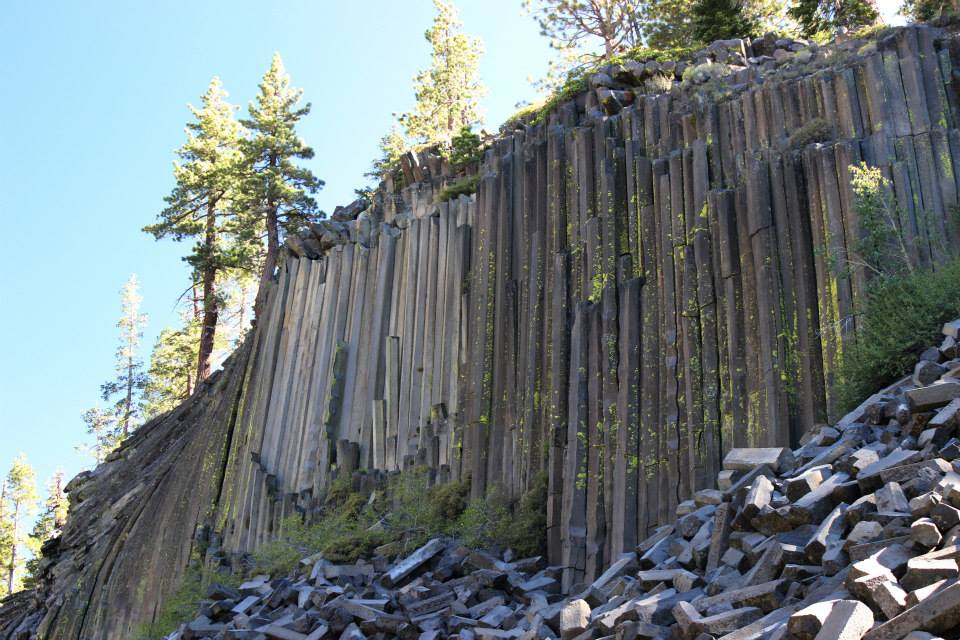 Devils Postpile National Monument | He and She Eat Clean