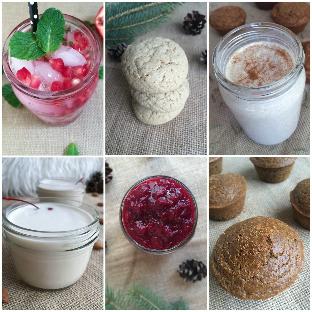 Fit Festive Foods | He and She Eat Clean
