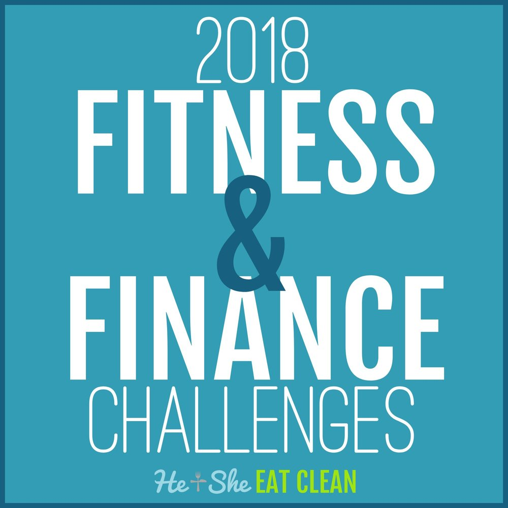 2018 Fitness & Finance Challenges