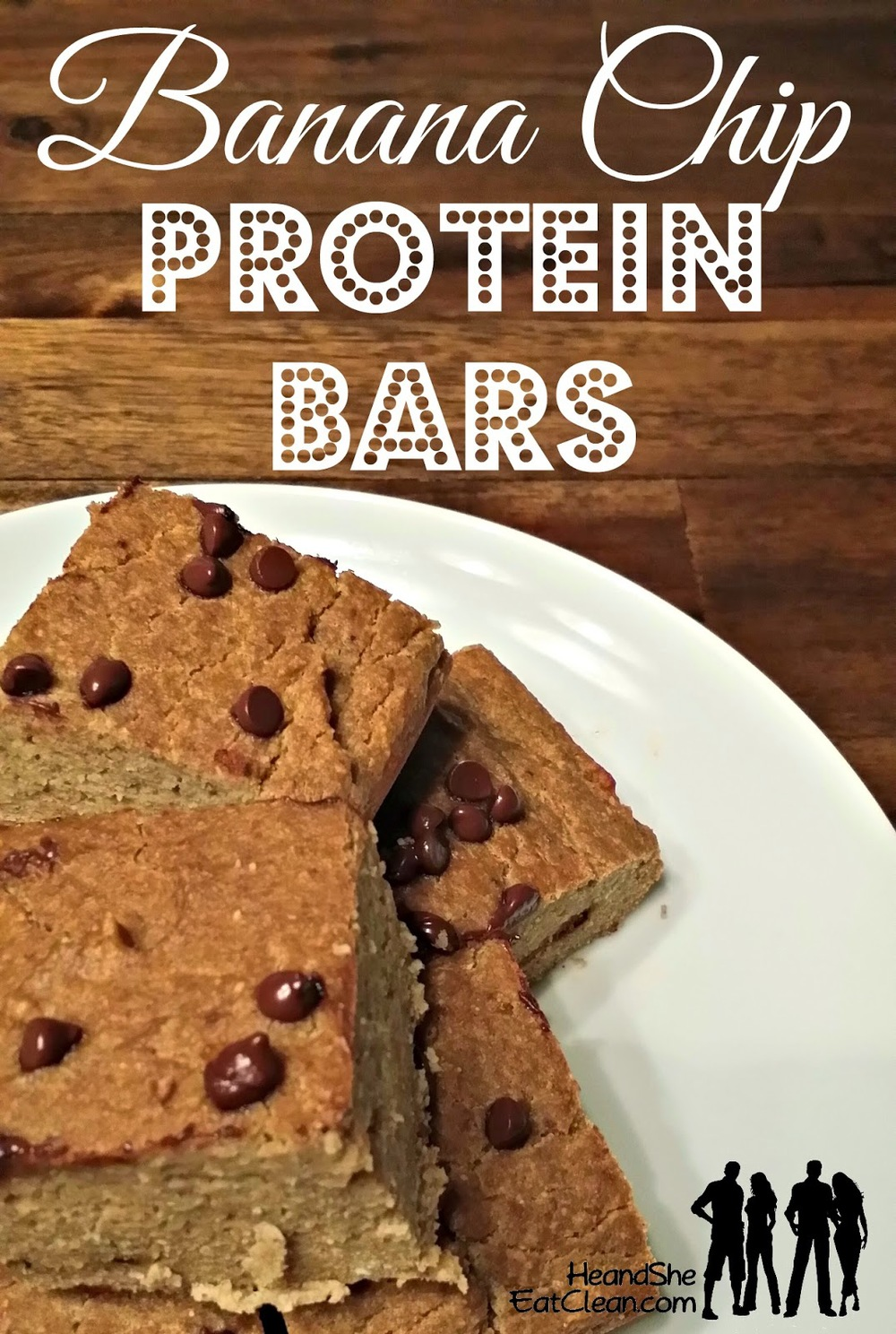 Banana Chip Protein Bars