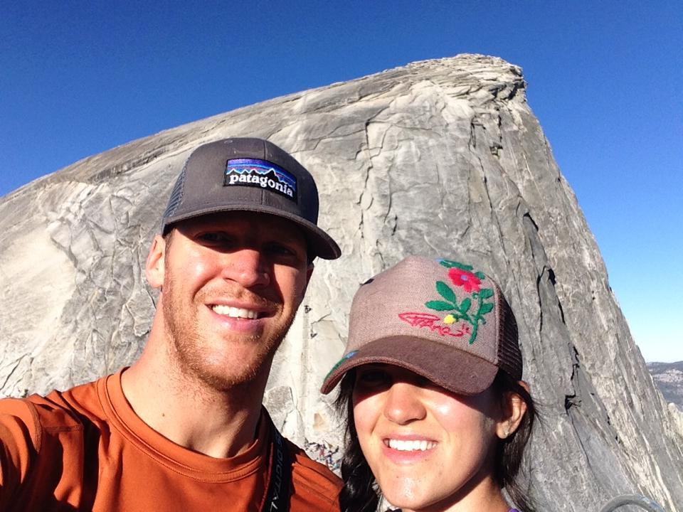 Half Dome in Yosemite National Park
