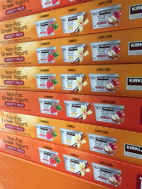 Healthy {Refrigerated} Kid-Friendly Snacks from Costco
