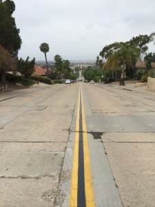 Hill Sprints in San Diego | He and She Eat Clean