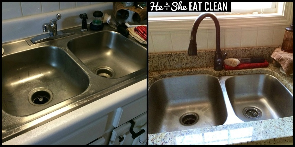 Kitchen Remodel | He and She Eat Clean