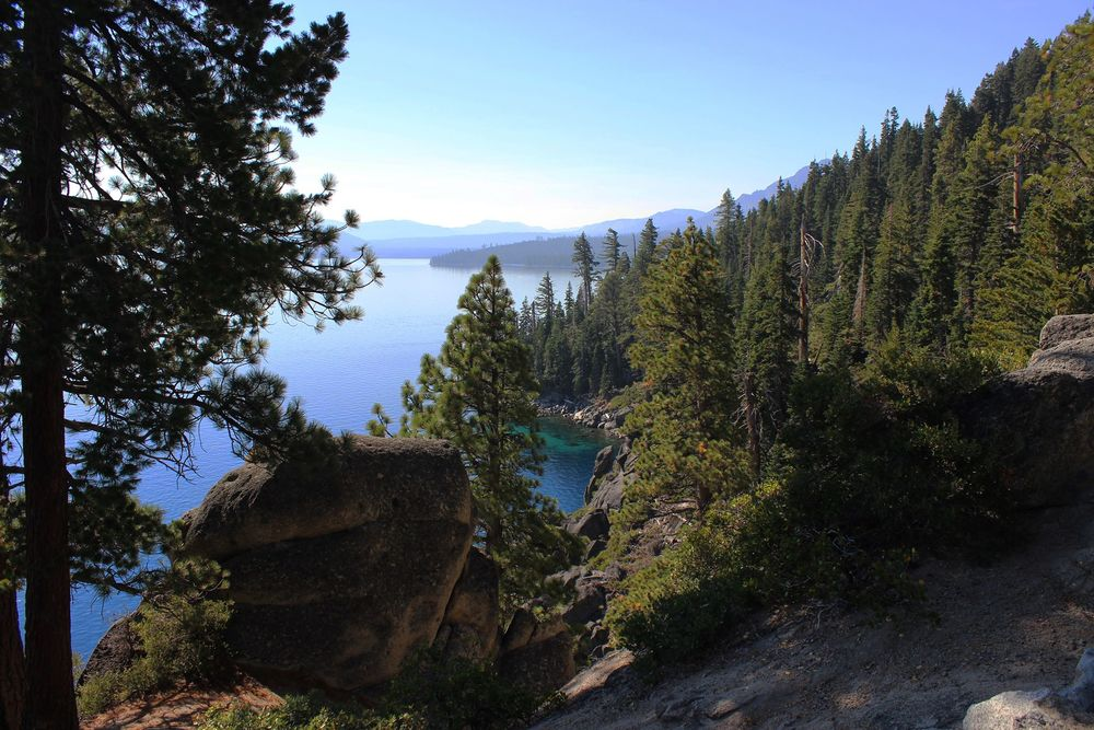 Exploring Lake Tahoe | He and She Eat Clean