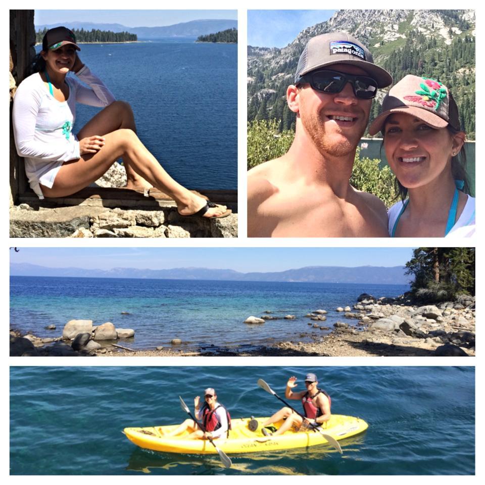Exploring Lake Tahoe   He and She Eat Clean