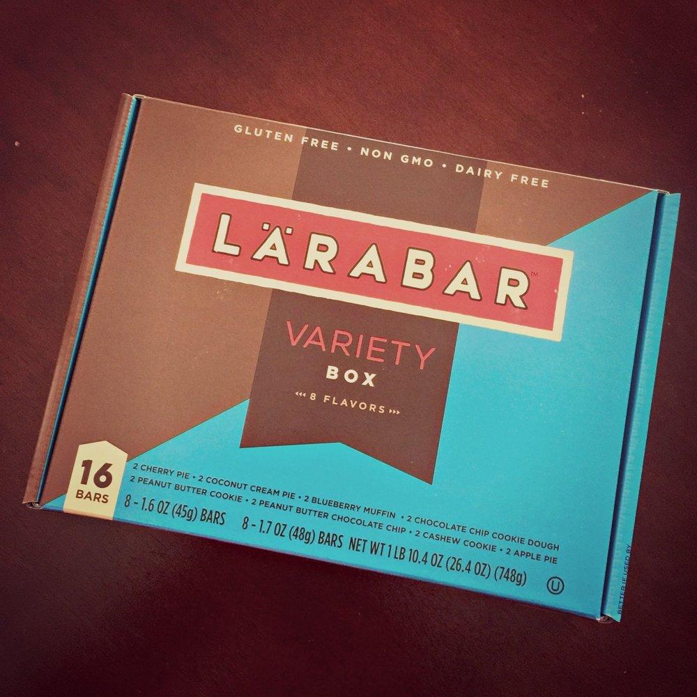Larabar Variety Box