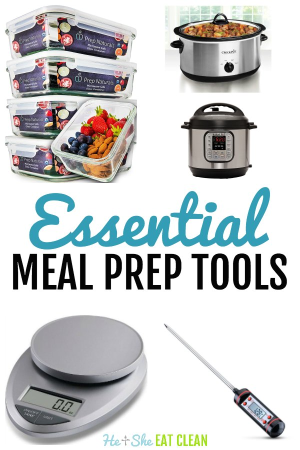 Essential Meal Prep Tools