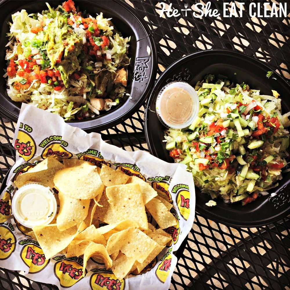 Clean Eating at Moe's