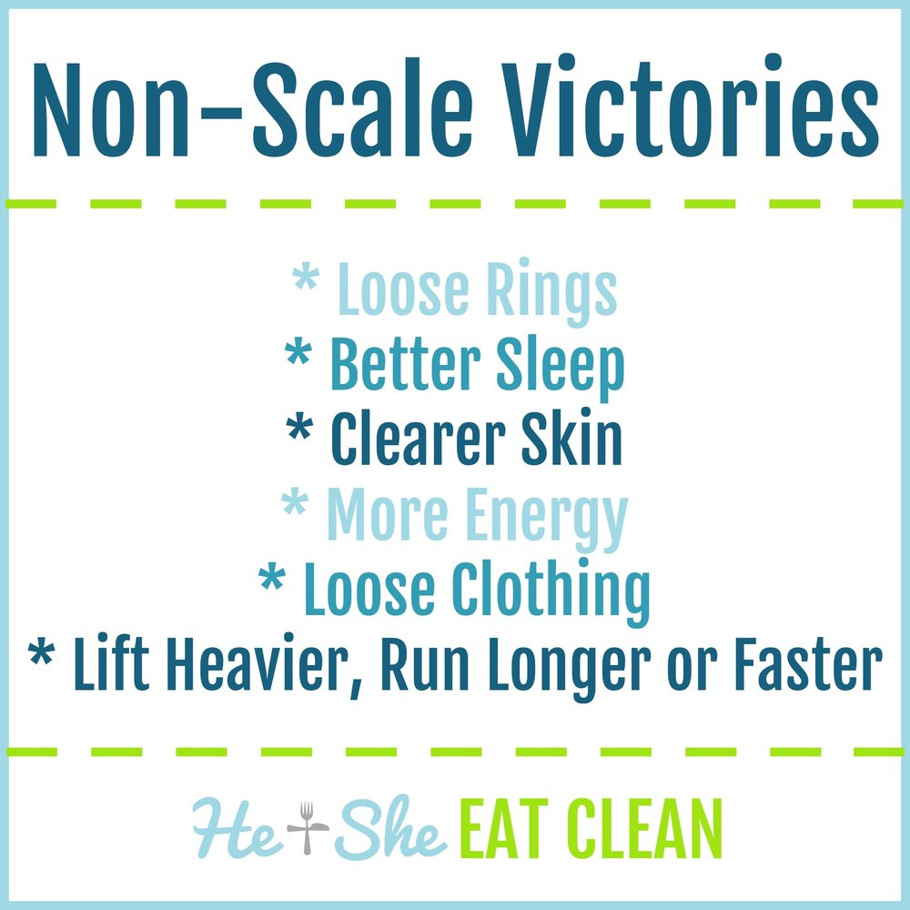 Non-Scale Victories: Ways to Measure Your Progress