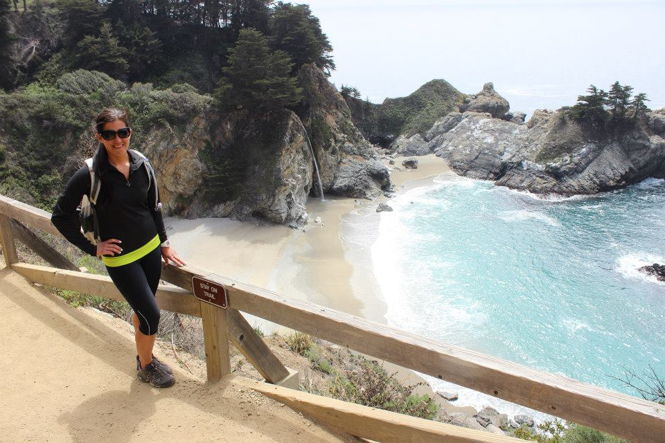 Hiking in Julia Pfeiffer State Park | He and She Eat Clean