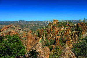 Pinnacles National Park + San Francisco