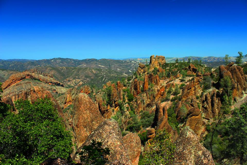 Hiking in Pinnacles National Park | He and She Eat Clean